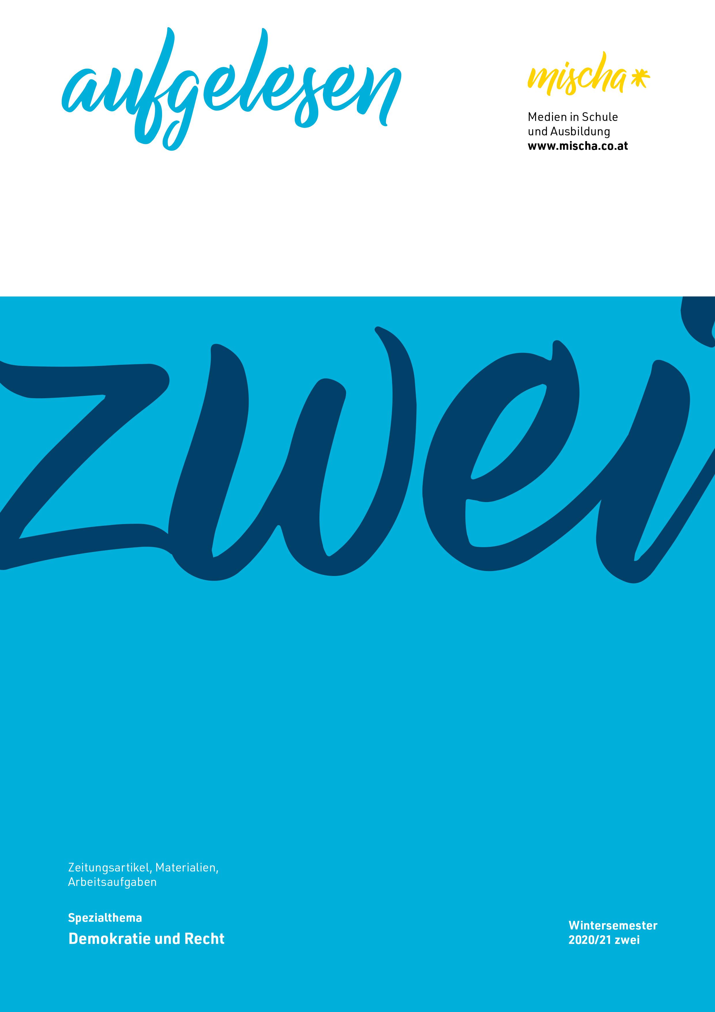 aufgelesen WS 2020/21 zwei