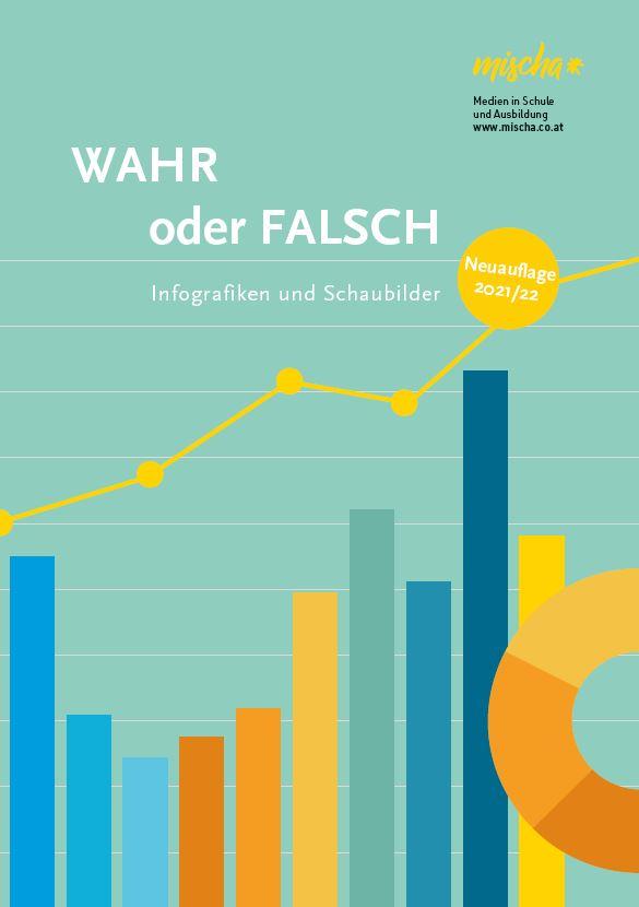 WAHR oder FALSCH - Infografiken und Schaubilder